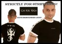 Chi Kri Yoga Black T-shirt