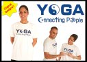 Yoga - Connecting People T-shirt